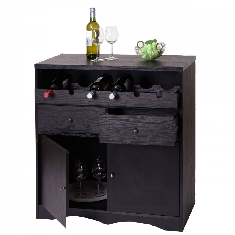 Armoire à vin apink noir
