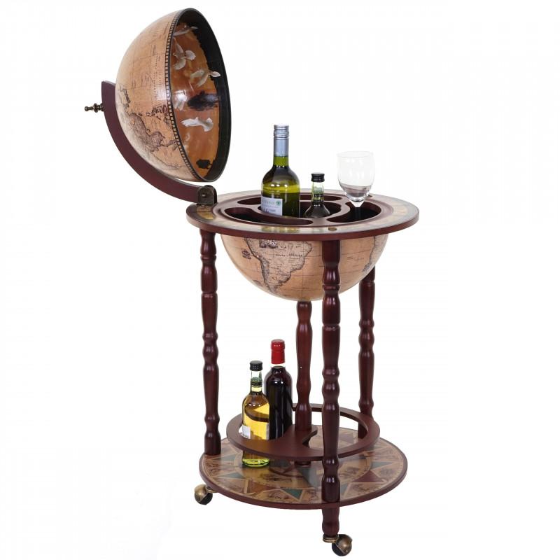 Mini bar à vin hope brun