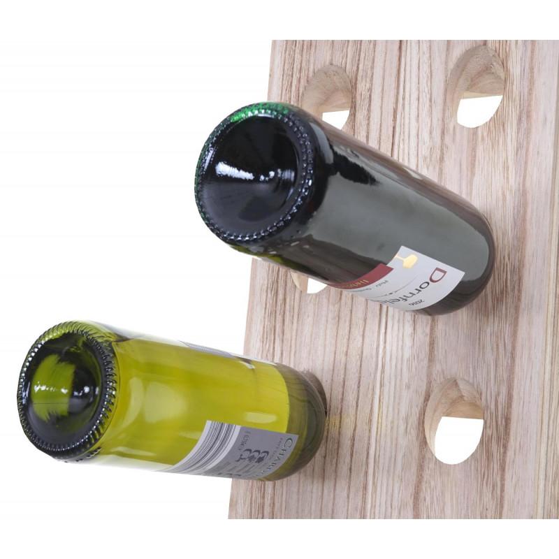 Porte-bouteilles shabby-look vintage thomas