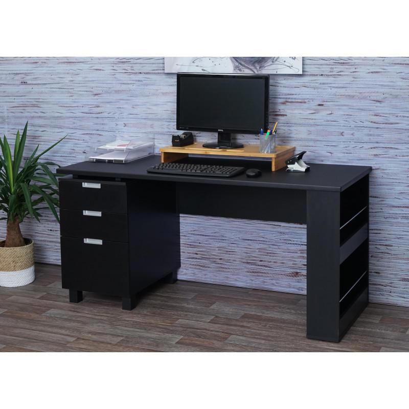 Table de bureau salomon noir