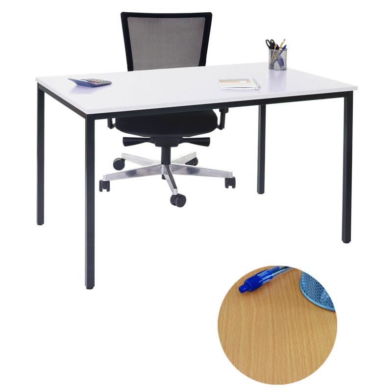 Table de bureau/conférence busy - blanc