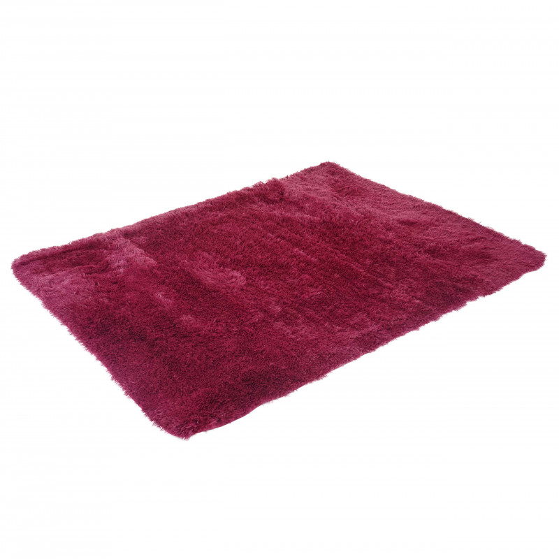 Tapis bredex rouge au vin