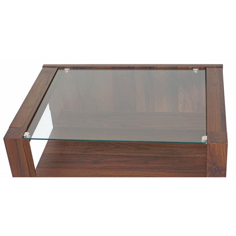 La commode brun zen, une commode moderne, design et modulable