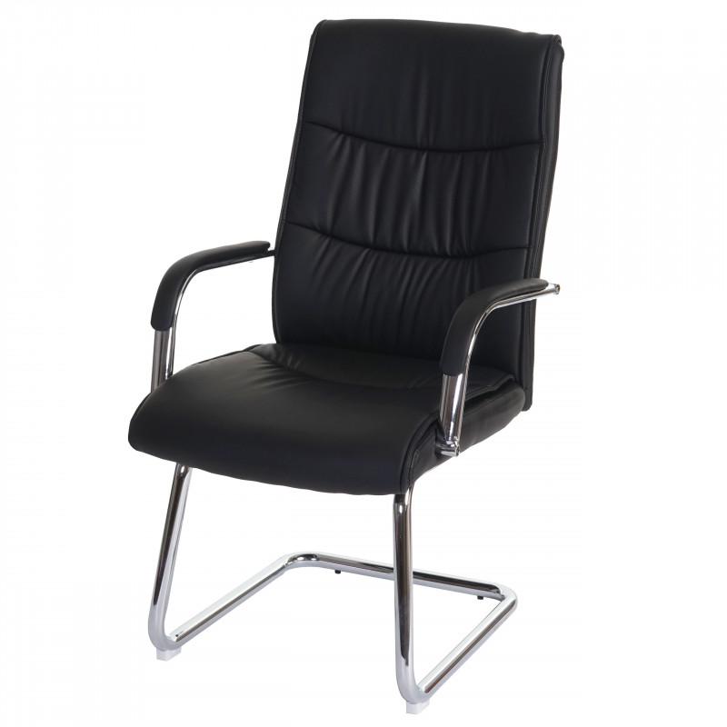 Chaise de conférence marc noir