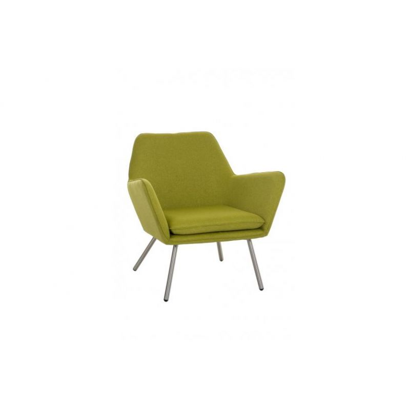 Fauteuil de salon cocktail Limonade Vert