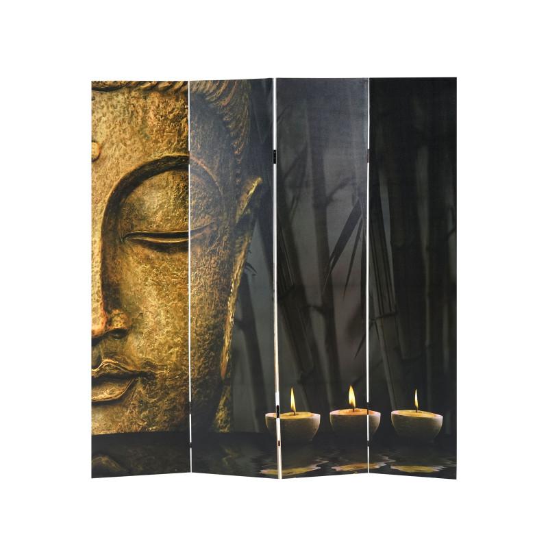 Paravent photo buddha